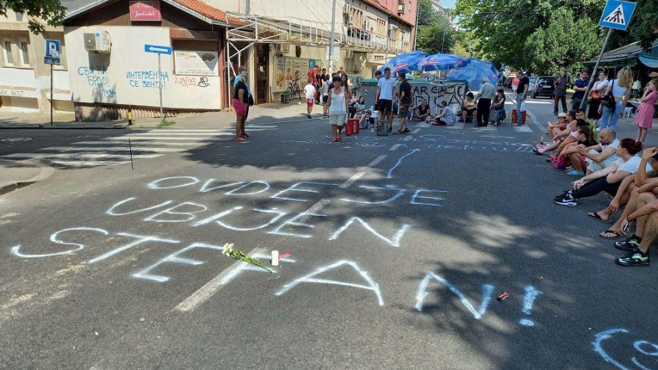 udesi u beogradu dešavaju se na prometnim ulicama